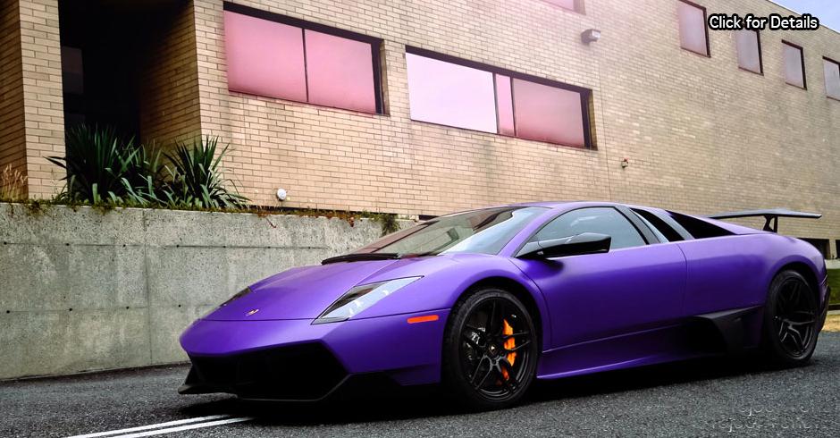 Dmc Sv Carbon Fiber Body Kit For The Lamborghini