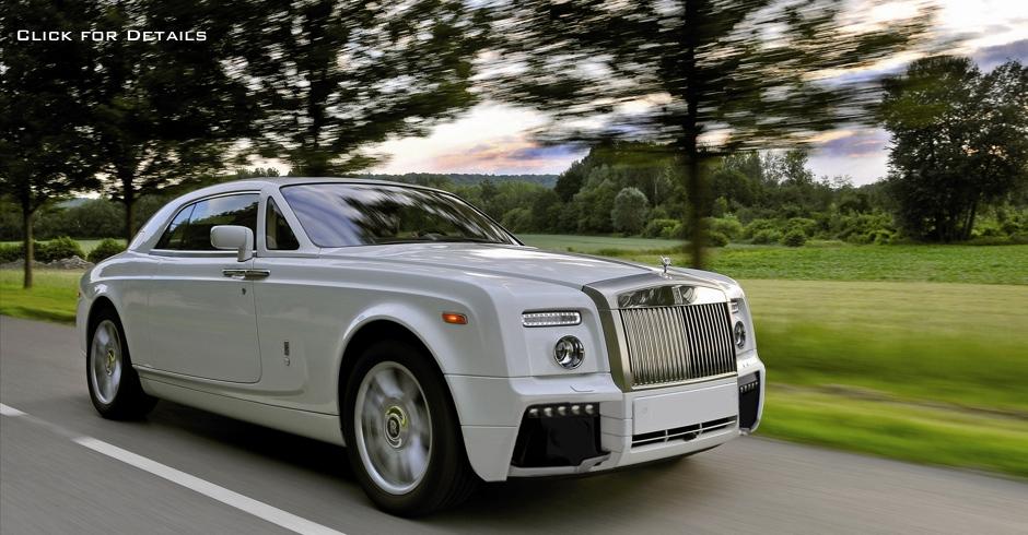 rolls royce phantom body kit Car Tuning