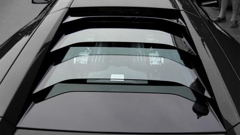 Dmc 2011 Gt Carbon Fiber Body Kit For The Lamborghini