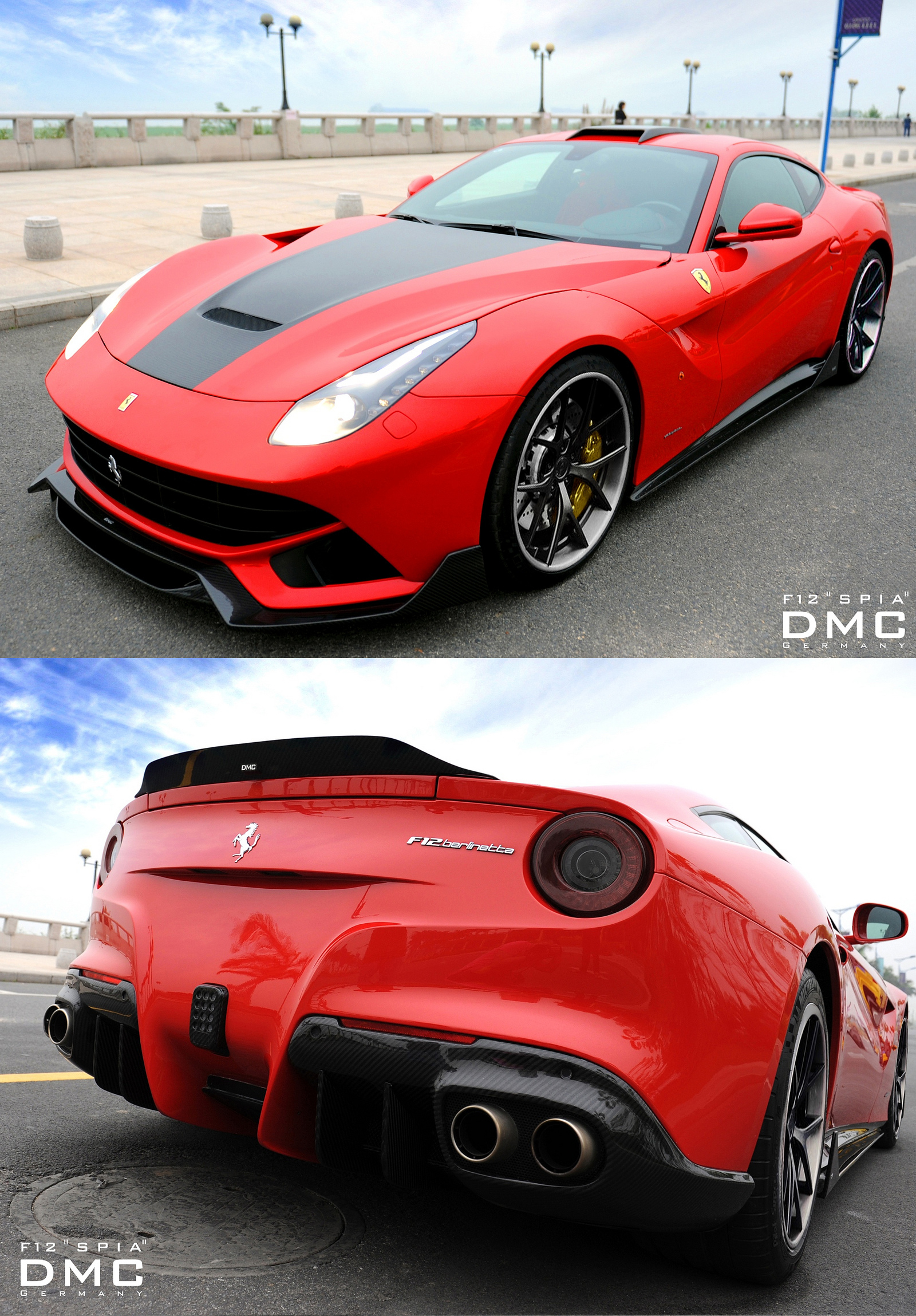 DMC F12 SPIA Base Kit