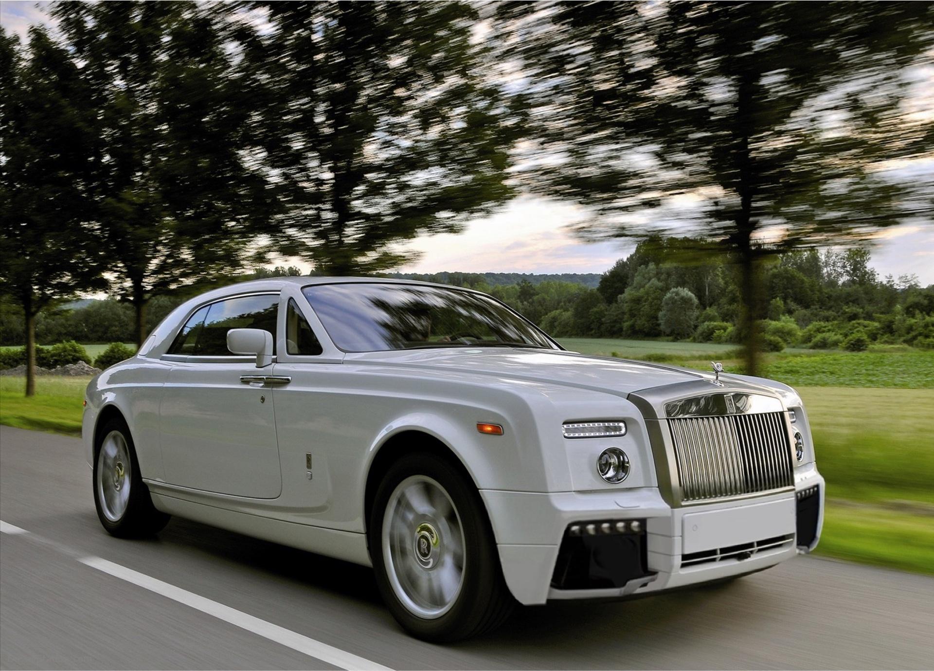 Dmc Phantom Carbon Fiber Body Kit For The Rolls Royce N1